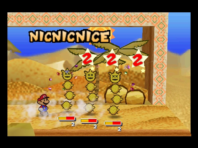 Paper Mario - nicnicnice - User Screenshot